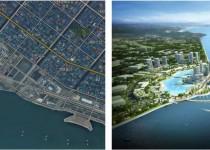반달섬 마리나큐브 인근 거북섬 개발
